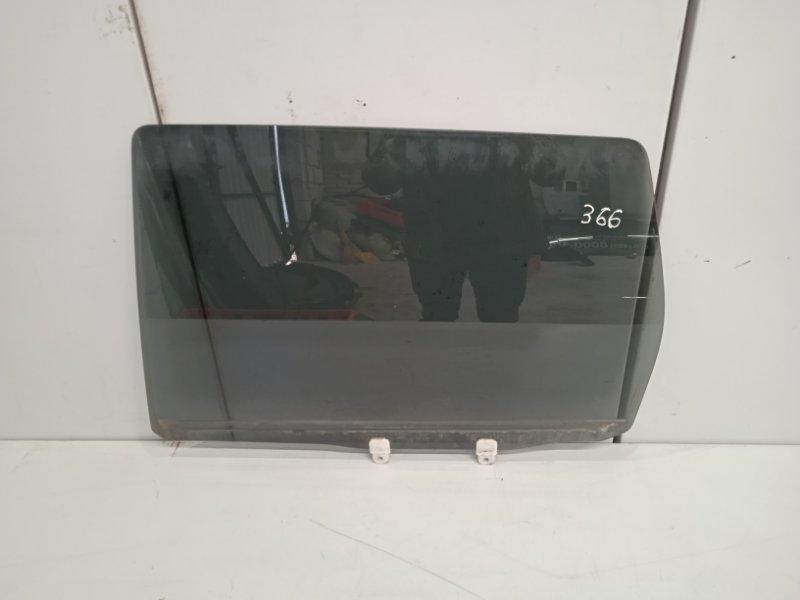 Стекло двери задней левой Peugeot 4007 2.4 2008 (б/у)