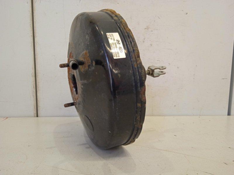 Усилитель тормозов вакуумный Kia Rio 2 1.4 2005 (б/у)