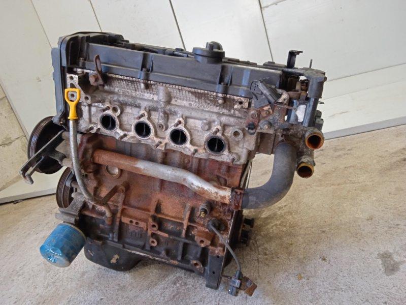 Двигатель Kia Rio 2 1.4 2005 (б/у)