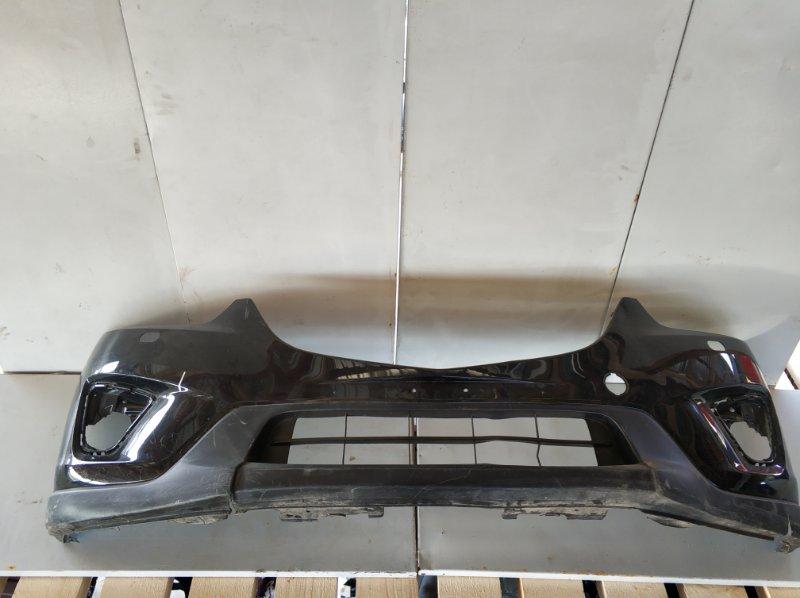 Бампер передний Mazda Cx5 2012 (б/у)
