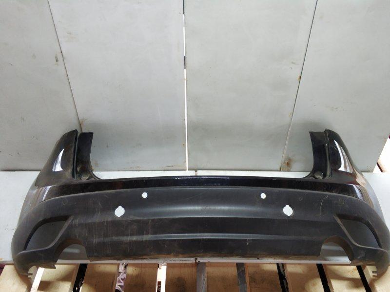 Бампер задний Mazda Cx5 2012 (б/у)