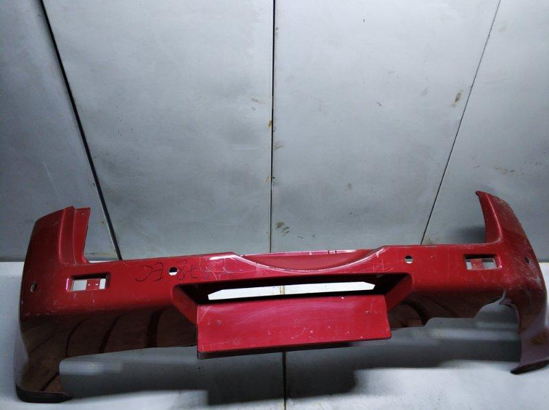 Бампер задний Suzuki Grand Vitara 2005 (б/у)