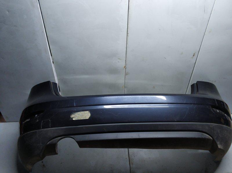 Бампер задний Renault Fluence 2010 (б/у)
