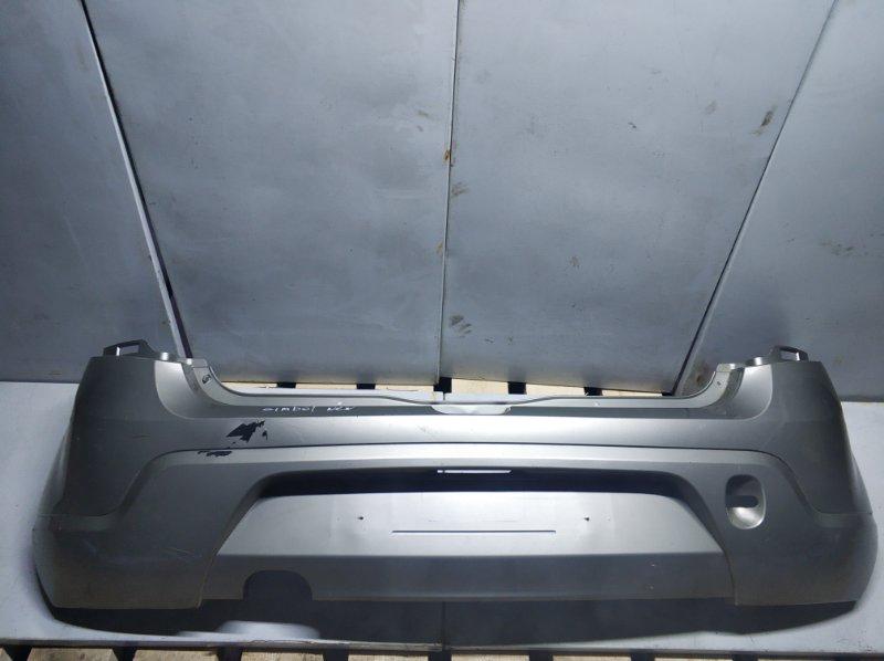 Бампер задний Renault Sandero 2009 (б/у)