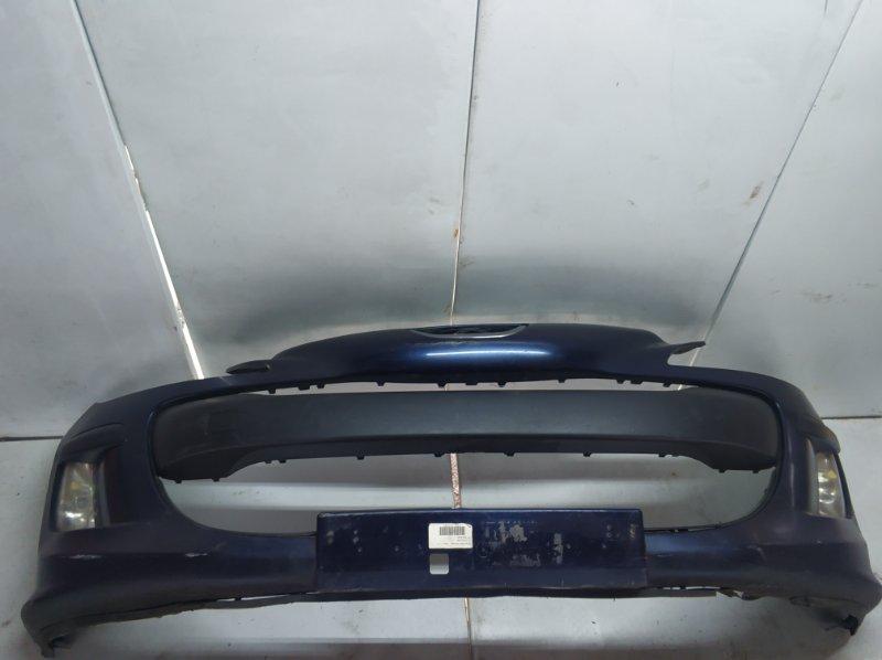 Бампер передний Peugeot 308 2007 (б/у)