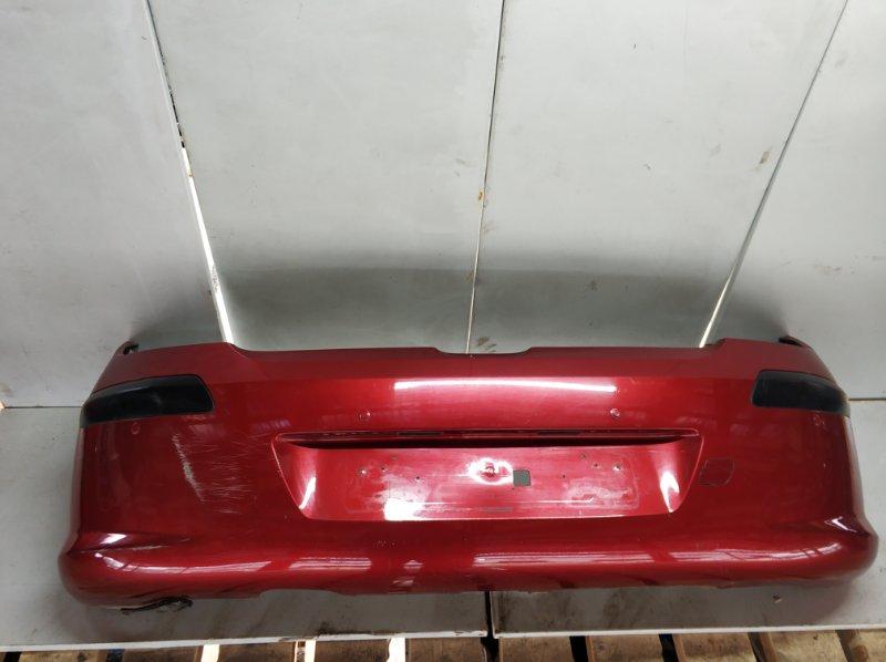 Бампер задний Peugeot 308 4A/C 1.6 2009 (б/у)
