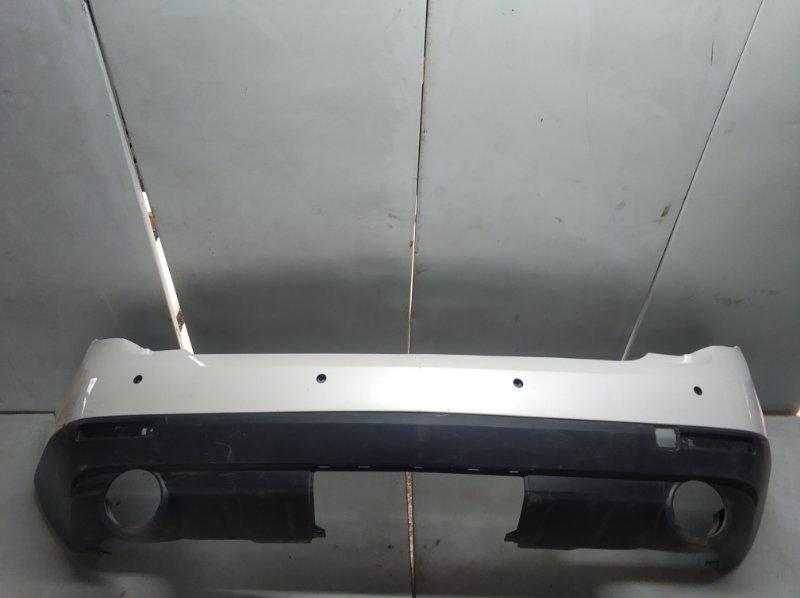 Бампер задний Cadillac Srx 2 2009 (б/у)