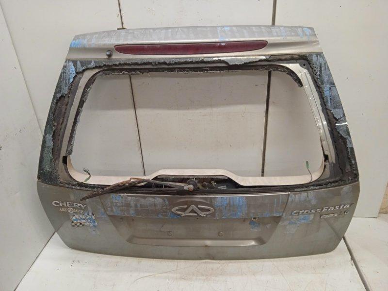 Дверь багажника Chery Cross Eastar 2.0 2006 (б/у)