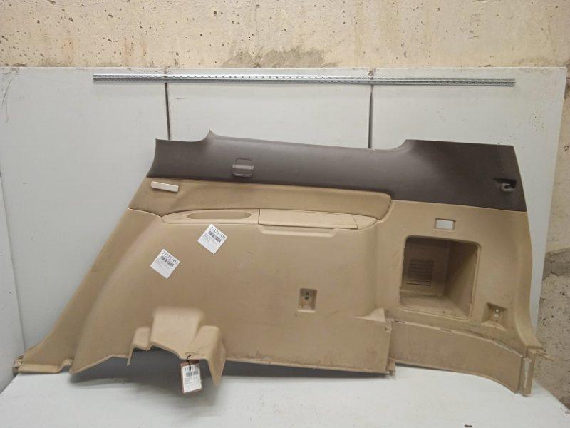 Обшивка багажника Chery Cross Eastar 2.0 2006 правая (б/у)