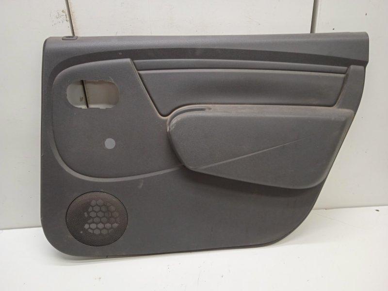 Обшивка двери Lada Largus задняя правая (б/у)