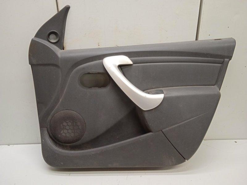 Обшивка двери Lada Largus передняя правая (б/у)