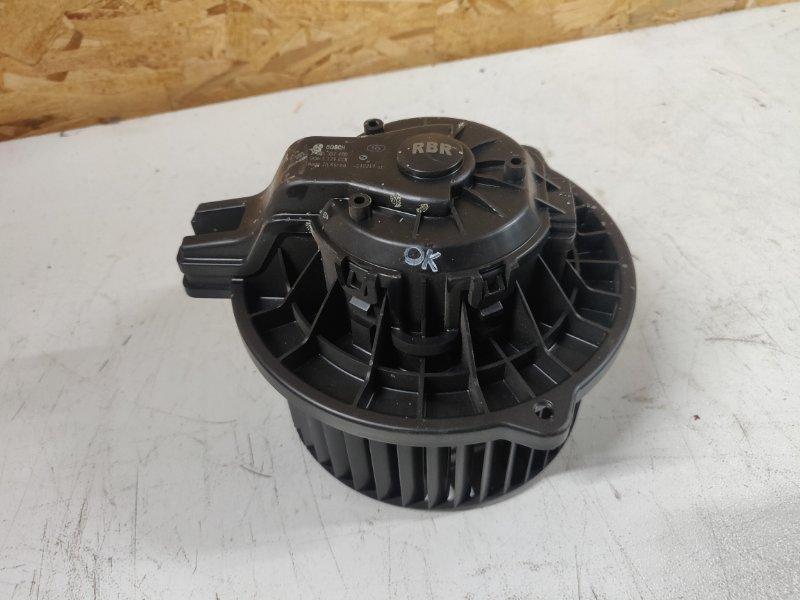 Моторчик печки Kia Rio 3 2011 (б/у)