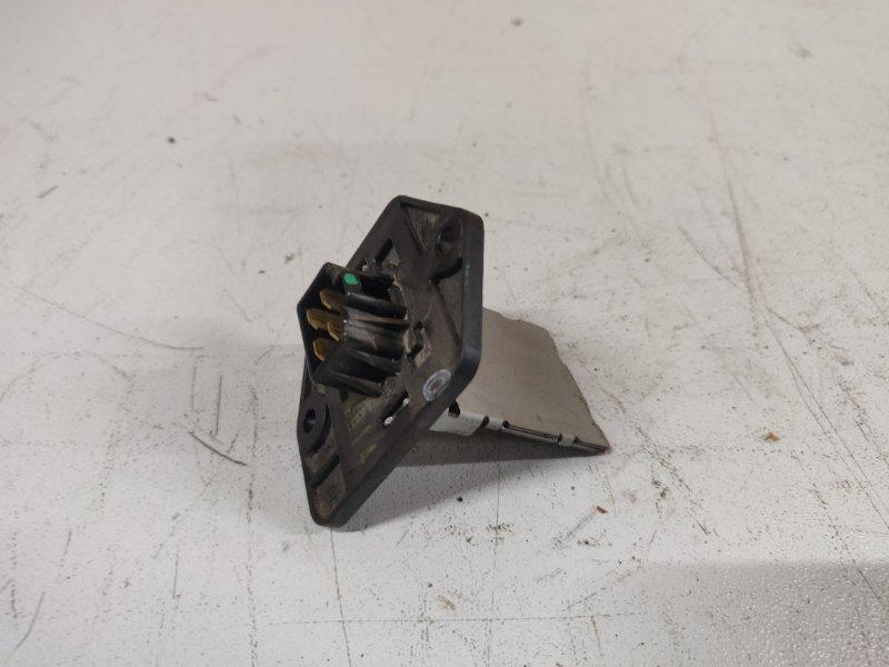 Резистор отопителя Kia Rio 3 2011 (б/у)
