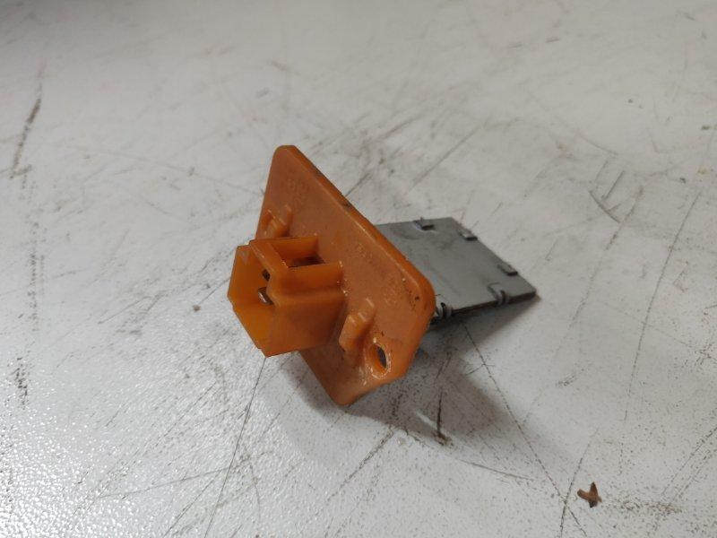 Резистор отопителя Kia Ceed 2 2012 (б/у)