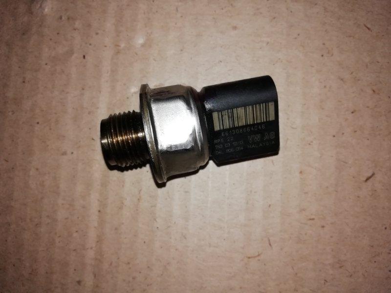 Датчик давления топлива Volkswagen Tiguan 2.0 TDI 2008 (б/у)