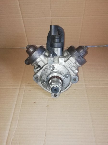 Тнвд Audi Q7 4L 3.0 TDI 2013 (б/у)