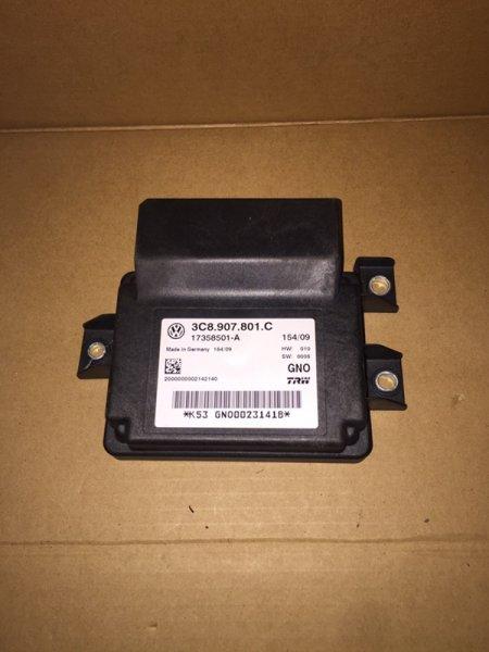 Блок управления стояночного тормоза Volkswagen Passat B6 2.0 TDI 2009 (б/у)