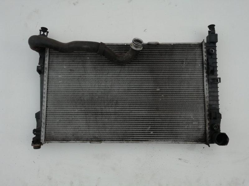 Радиатор двс Mercedes C180 W203 1.8 2006 (б/у)