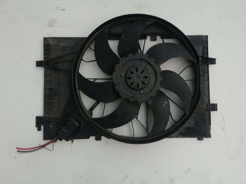 Вентилятор радиатора Mercedes C180 W203 1.8 2006 (б/у)
