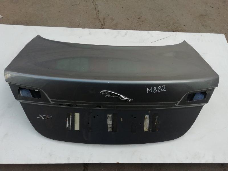 Крышка багажника Jaguar Xf 3.0 D 2009 задняя (б/у)