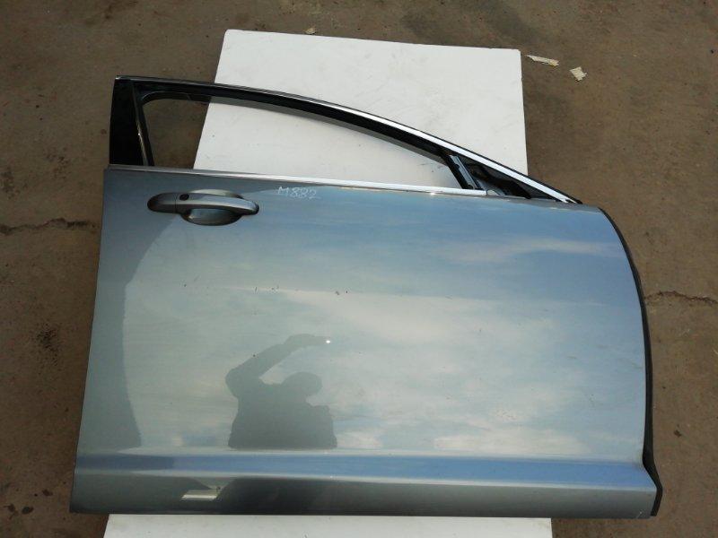 Дверь Jaguar Xf 3.0 D 2009 передняя правая (б/у)
