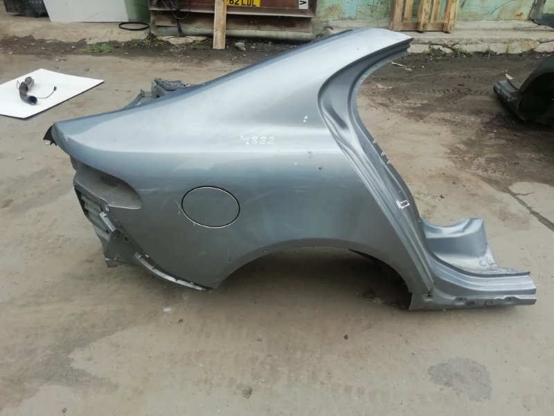 Четверть Jaguar Xf 3.0 D 2009 задний правый (б/у)
