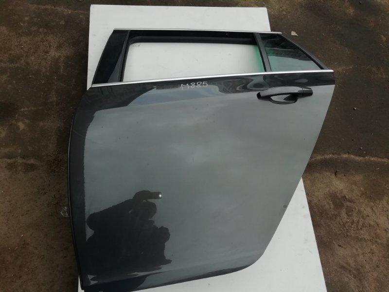 Дверь Opel Insignia 2.0 D 2012 задняя левая (б/у)