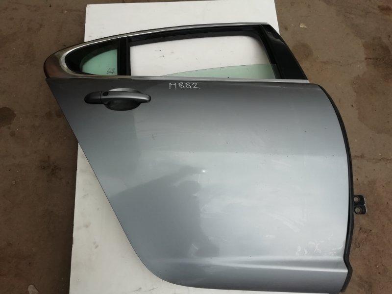 Дверь Jaguar Xf 3.0 D 2009 задняя правая (б/у)