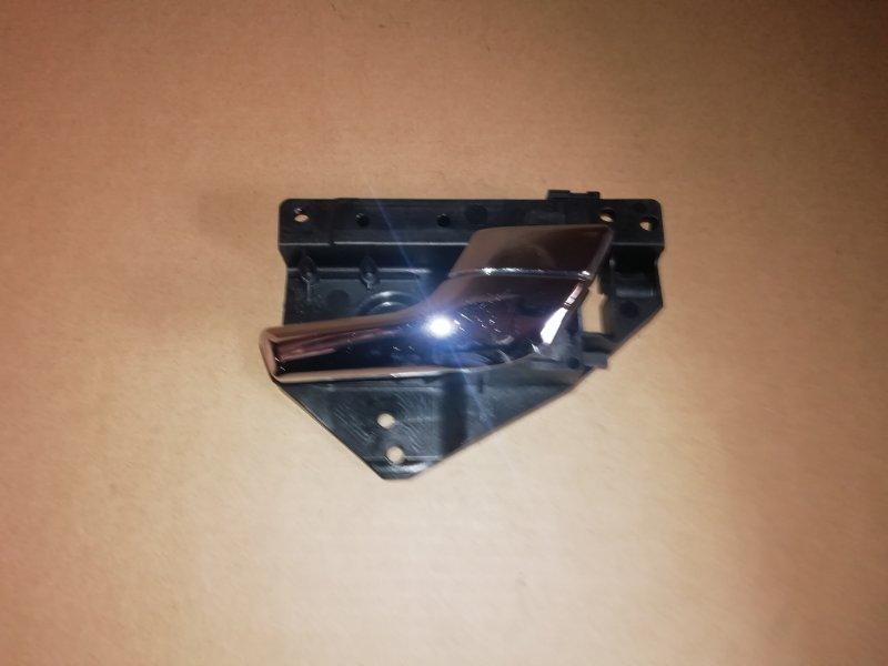 Ручка двери внутренняя Jaguar Xf 3.0 D 2009 передняя правая (б/у)