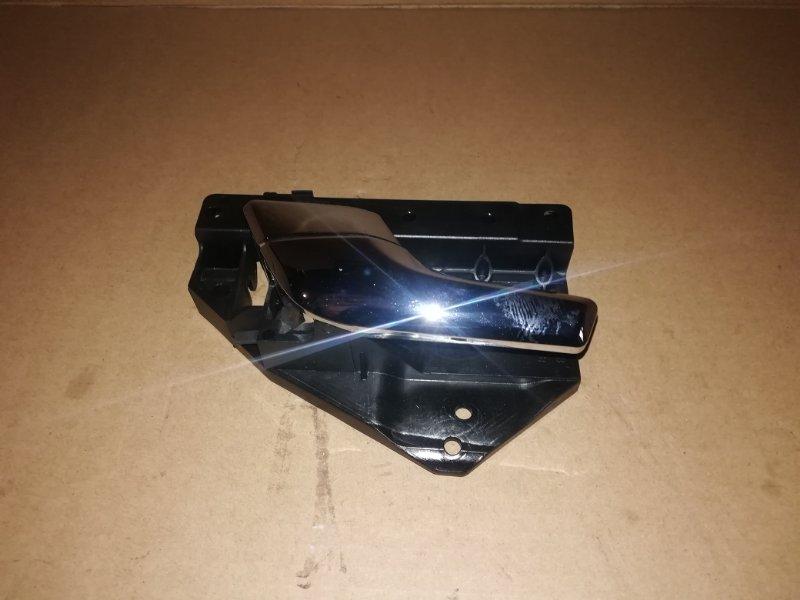 Ручка двери внутренняя Jaguar Xf 3.0 D 2009 передняя левая (б/у)