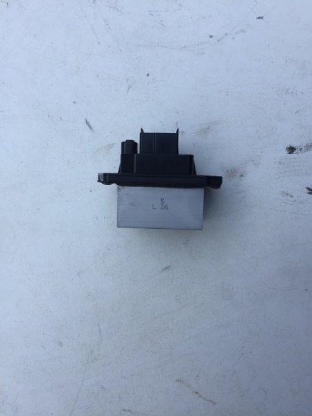 Резистор печки (отопителя) Jaguar Xf 3.0 D 2009 (б/у)