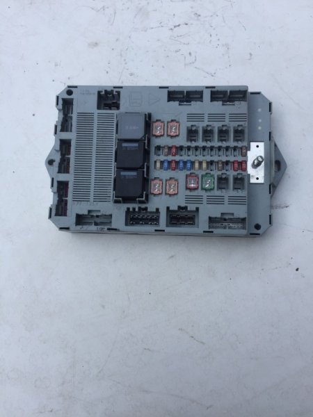 Блок предохранителей Jaguar Xf 3.0 D 2009 (б/у)