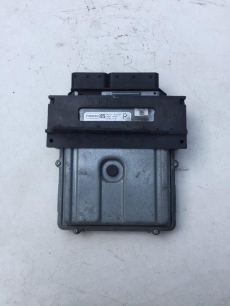 Блок управления двигателем Jaguar Xf 3.0 D 2009 (б/у)