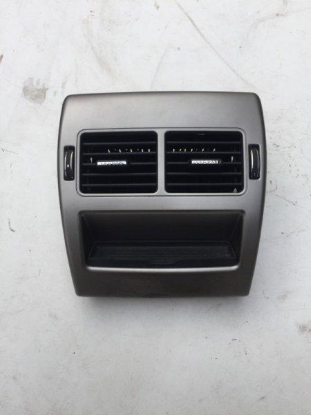 Дефлектор воздушный Jaguar Xf 3.0 D 2009 задний (б/у)