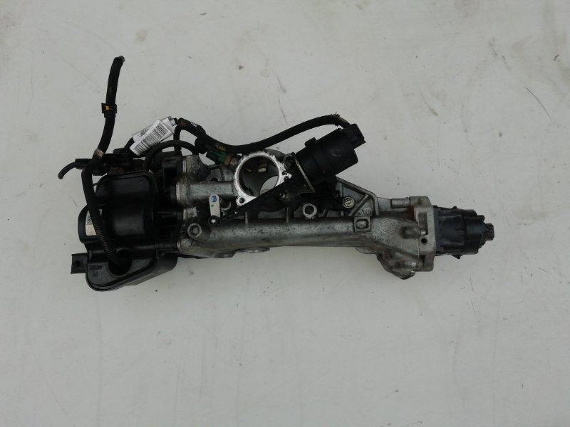 Модуль рециркуляции выхлопных газов Opel Insignia 2.0 D 2012 (б/у)