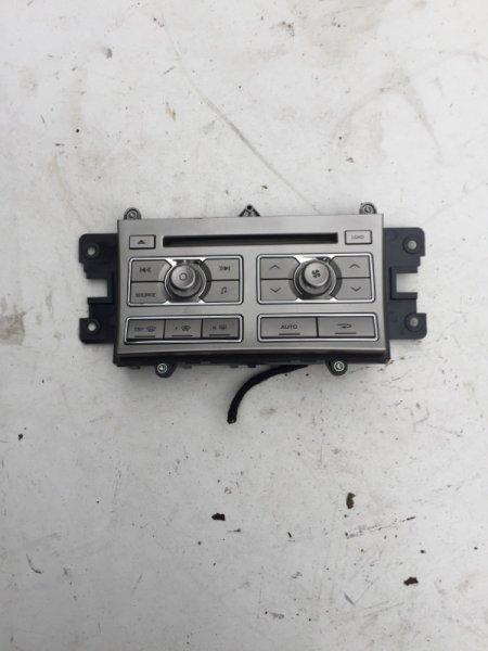 Блок управления кондиционером Jaguar Xf 3.0 D 2009 (б/у)