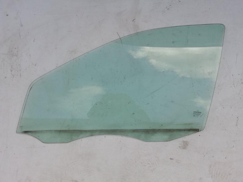 Стекло двери Mercedes C180 W203 1.8 2006 переднее левое (б/у)