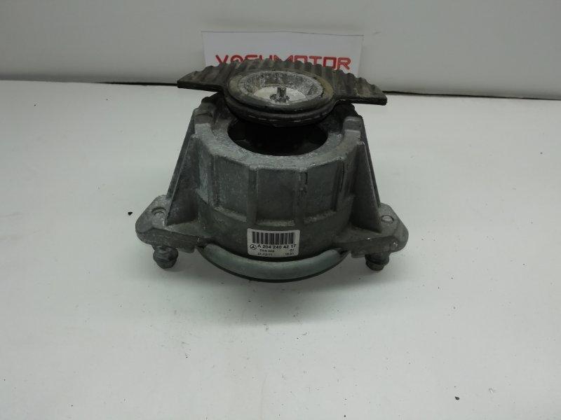 Опора двигателя Mercedes C250 W204 1.8 2012 передняя (б/у)