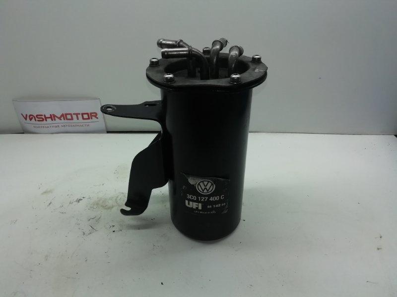 Корпус топливного фильтра Volkswagen Caddy 2.0 TDI 2012 (б/у)