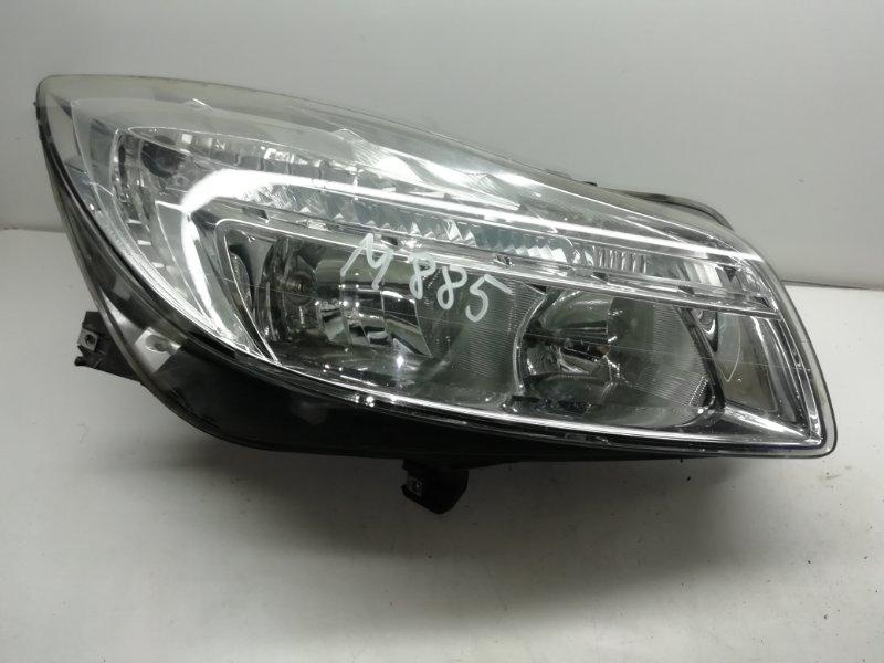 Фара Opel Insignia 2.0 D 2012 передняя правая (б/у)