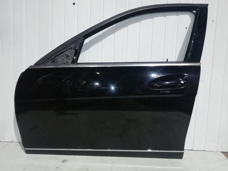 Дверь Mercedes C250 W204 1.8 2012 передняя левая (б/у)