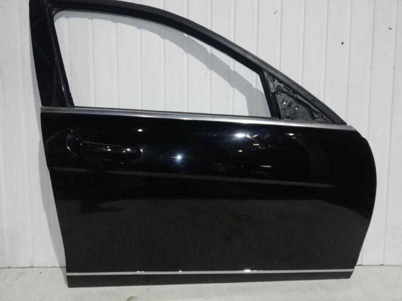 Дверь Mercedes C250 W204 1.8 2012 передняя правая (б/у)