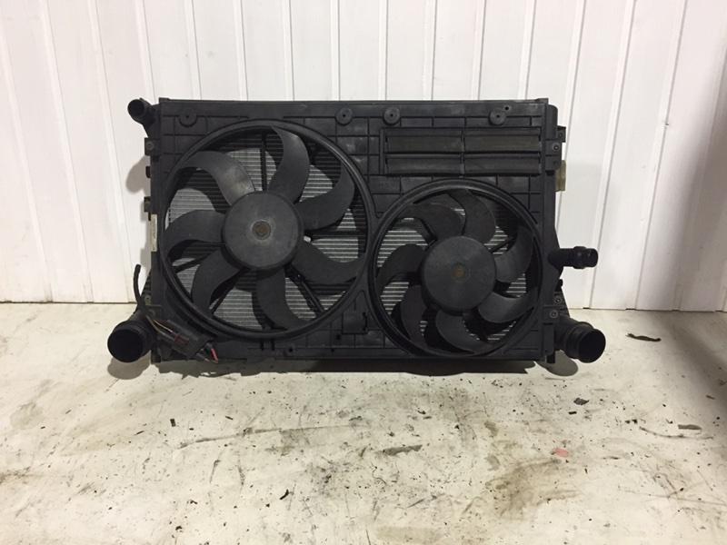 Кассета радиаторов в сборе Volkswagen Passat B6 (б/у)