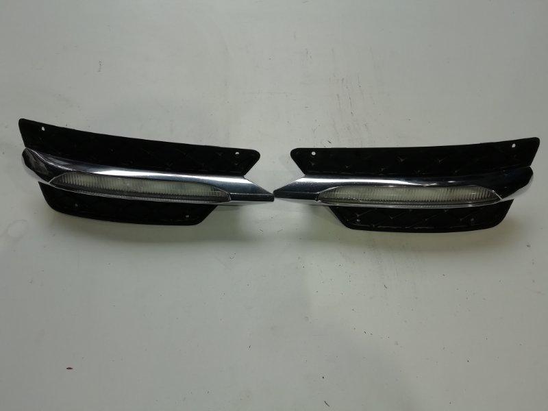 Дневные ходовые огни Mercedes C250 W204 1.8 2012 (б/у)