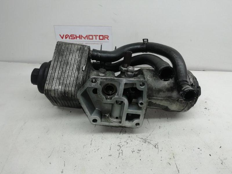 Корпус масляного фильтра Volkswagen Passat B6 2.0 TDI (б/у)