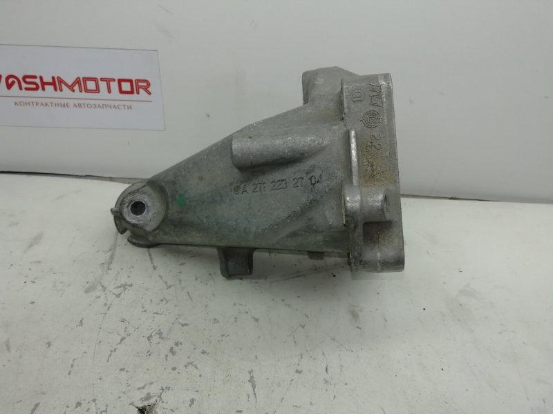 Кронштейн двигателя Mercedes C250 W204 1.8 2012 (б/у)