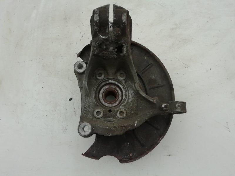 Кулак поворотный Volkswagen Passat B6 передний правый (б/у)