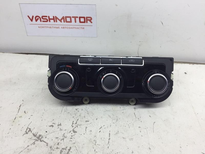 Блок управления климат-контролем Volkswagen Passat B7 2.0 TDI (б/у)