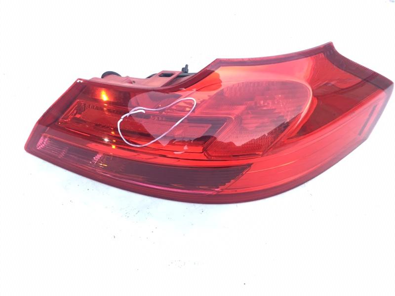 Фонарь задний Opel Insignia 2.0 D 2012 задний правый (б/у)