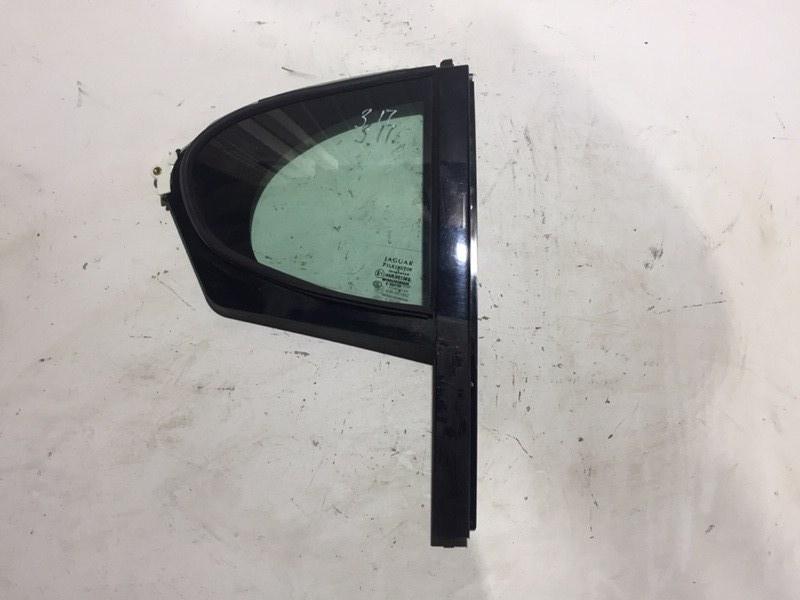 Форточка двери Jaguar Xf 3.0 D 2009 задняя правая (б/у)